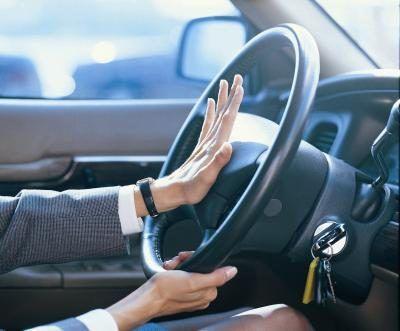El comportamiento agresivo puede causar accidentes.