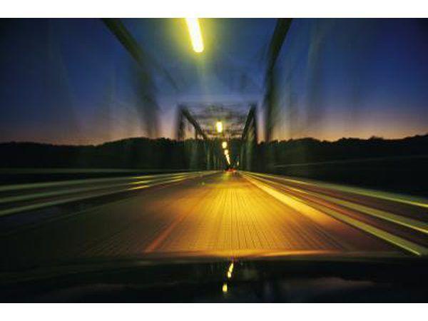 conductores fatigados noche causan accidentes.