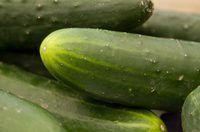 Los pepinos se considera un vegetal maravilla entre los expertos en belleza.