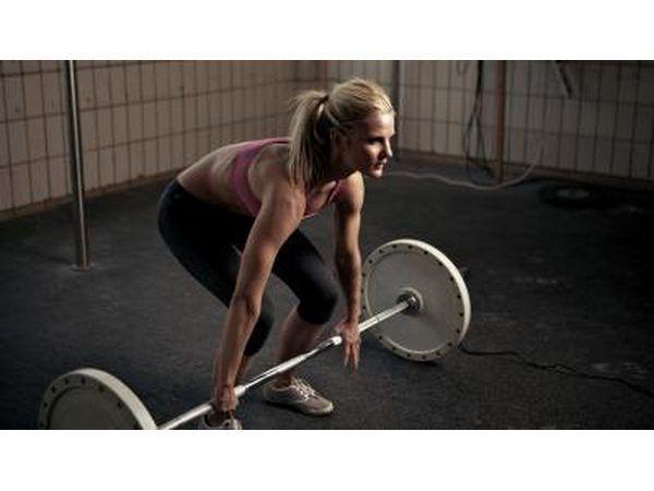 Una buena rutina dará lugar a más músculo, y más pérdida de peso.