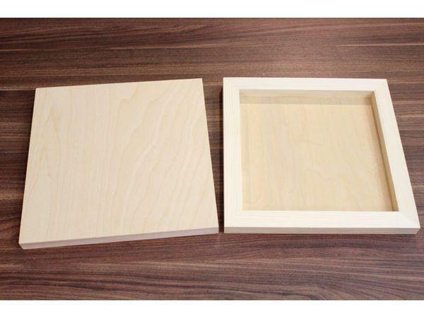 paneles de madera artista