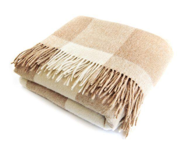 Asegúrese de que las mantas son completamente secos antes de guardarlos.