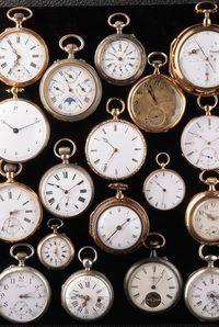 Un poco de investigación puede ayudar a seleccionar un reloj de bolsillo que se adapte a su estilo.