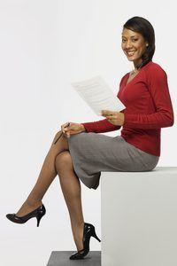 Debe venderse, así como su conjunto de habilidades para tener éxito en una entrevista.