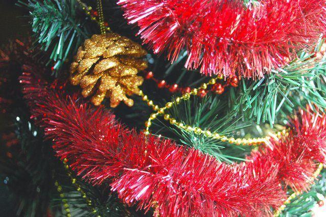 Ideas hechas en casa de Navidad Garland