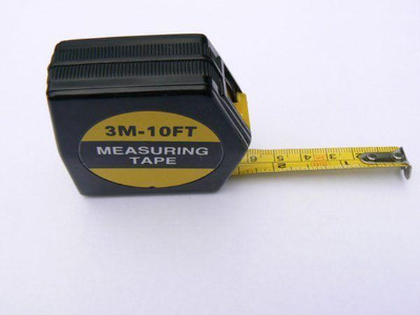 Medir el diámetro.
