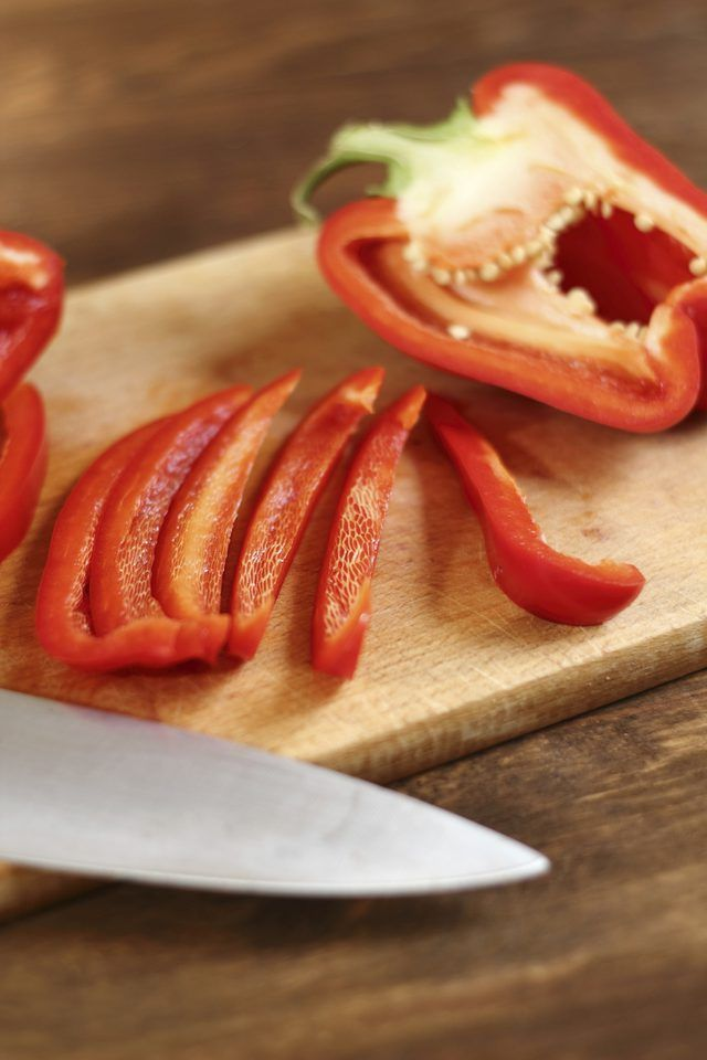 pimientos rojos tienen propiedades probióticas