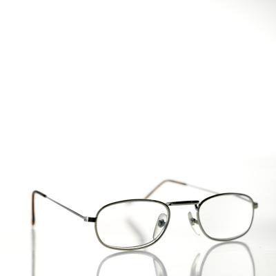 Los anteojos.