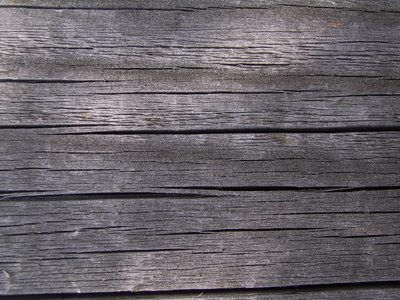 madera desgastada puede ser repintado, preservando el aspecto envejecido.