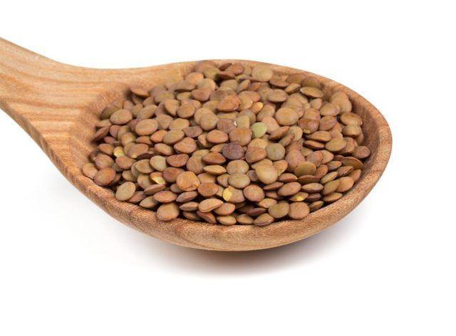 Actualizar su desintoxicación con lentejas - una gran fuente de proteína limpia, basada en plantas.