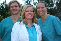 La práctica en un grupo médico ofrece recompensas.