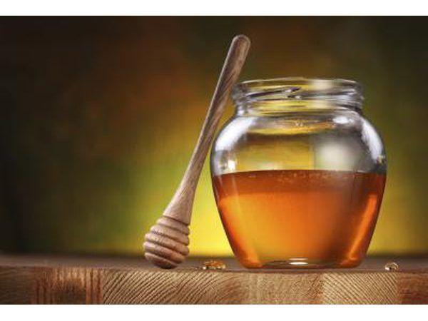 La miel puede sustituir.
