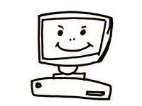 Un ordenador puede funcionar como una caja registradora.
