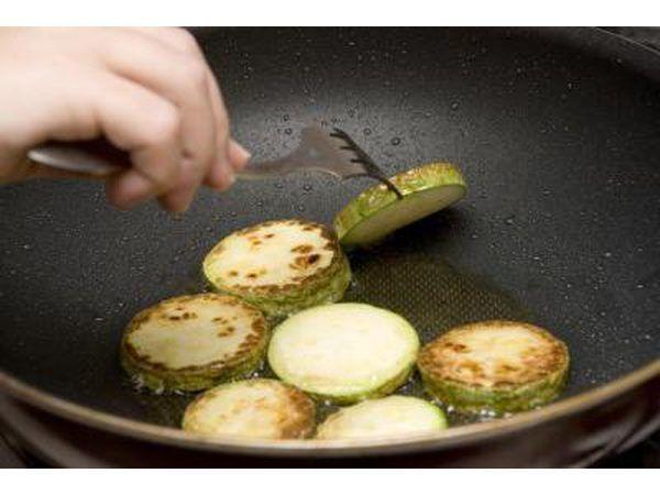 El calabacín es fácil de preparar y verduras italiana clásica.