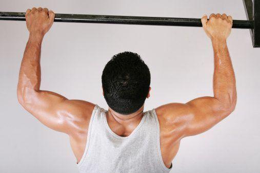 La fuerza muscular ejercicios en casa