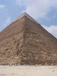 Las estructuras organizativas a menudo se asemejan pirámides