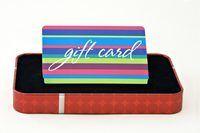 Los compradores pueden utilizar las tarjetas de regalo de Sears en toda la empresa matriz`s stores.