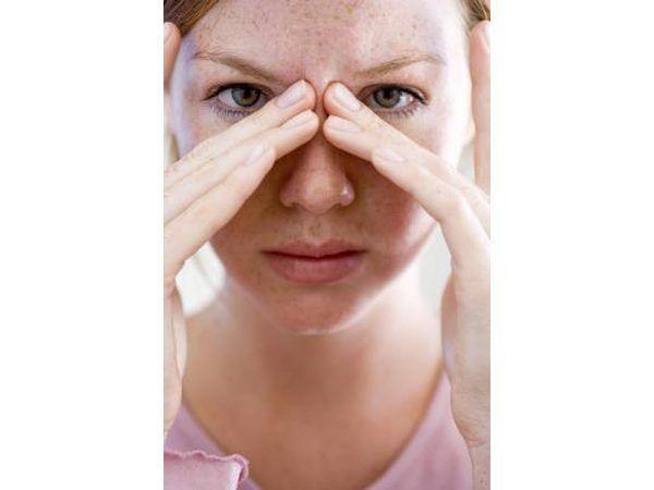 Dolor de sinusitis