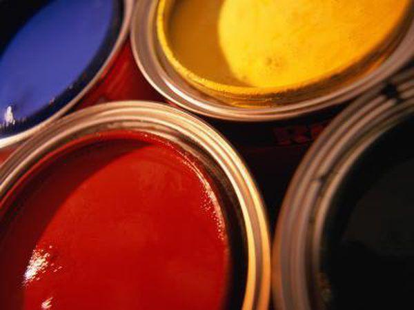 Los colores análogos tales como el trabajo rojo-naranja bien con ladrillo.