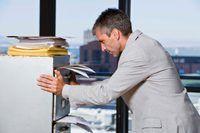 Existen numerosas fuentes de las empresas de riesgo frente financieros.