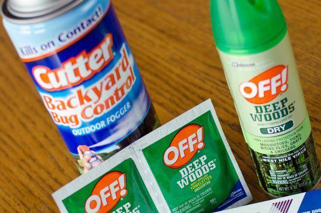 Los productos químicos más eficaces para matar las garrapatas