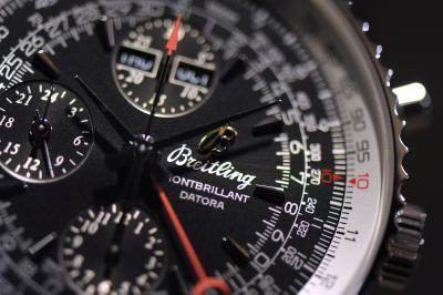 Breitling, primer plano