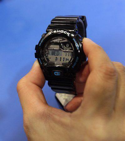 Casio G-Shock reloj Bluetooth habilitado