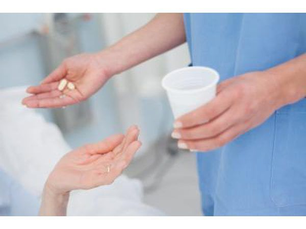 Su médico puede prescribir la medicación del dolor relieveing.